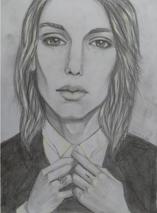 Jamie Campbell Bower by BulletproofSunshine
